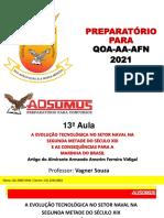 Artigo Almirante Vidigal - A Evolução Tecnológica no Setor Naval na 2ª Metade do Sec. XIX e as Consequências para a Marinha do Brasil