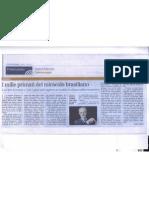 I mille primati del miracolo brasiliano - Corriere Economia, 11/04/2011