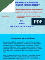 Bahan Ajar Ms. Excel