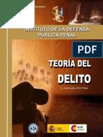Teoría Del Delito - José Gustavo Girón Palles