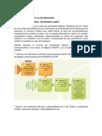 Modelo Acceso Servicios MedPlus