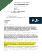 Proyecto Estudio IMpacto AMBIENTAL - Mercedes Galan