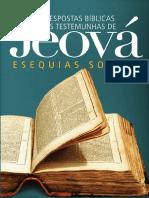 Respostas Bíblicas às TJ (Editora Candeia)