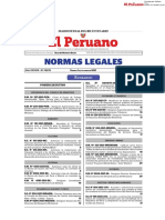 Normas Legales Extradicion Fujimori 20211001