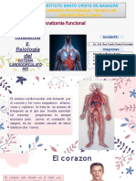 Sistema Cardiocirculatorio Cumbia