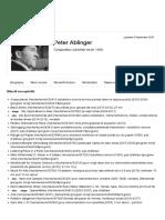 Peter Ablinger_works_formation