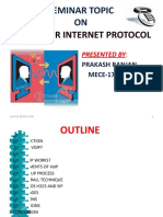 Voice Over IP New
