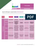 APRENDE EN CASA Secundaria Semana 06