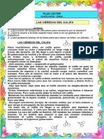 Dia 4 Sem 23 Plan Lector Las Cerezas Del Califa