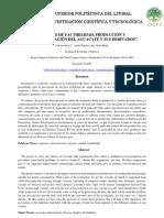 Estudio de Factibilidad, producción y comercialización del aguacate y sus derivados