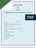 Computer Lab Management System
