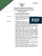 Pergub Kalteng No. 10 Th 2010 Ttg Nilai Perolehan Air Permukaan