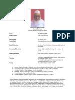 Maulana Syed Nizamuddin