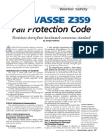 fall protection ANSI