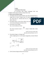 3.4 Dasar Perhitungan Balok