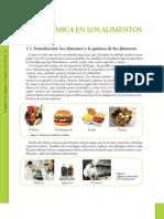 01 - Cap. 1 - La química en los alimentos - Parte 1