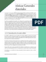 02 - Cap. 2 - Características Generales de los Materiales