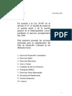 Cuenta Publica 2006