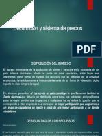 Distribución y sistema de precios PPT