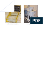 Gambar Percobaan Elektroforesis  Kromatografi