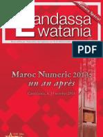 EL HANDASSA Spécial Maroc Numeric 2013