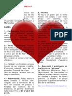 II CONCURS DE FLORETES I PIROPOS