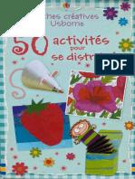50 Activités Pour Se Distraire
