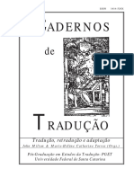 J. Milton, M.-H. Catherine Torres (orgs.) - Tradução, retradução e adaptação (2003)