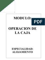MODULO DE OPERACIÒN DE LA CAJA Carlos LLeras