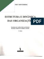 Estrutura e Dinâmica das Organizações 1