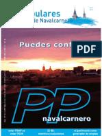 Revista Populares Navalcarnero Nº 6 Abril 2011