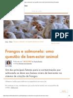 Frangos e salmonela_ uma questão de bem-estar animal _ World Animal Protection