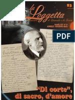 """Flavio Frezza - Nasce l'""""Ecomuseo della Tuscia"""". Tutela e valorizzazione delle risorse locali - La Loggetta 83"""