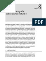 Etnografia del consumo culturale
