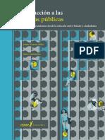 INTRODUCCIÓN A LAS POLÍTICAS PÚBLICAS CAP. 3
