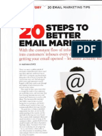 Threesides Email Tips - NettMagazine March2011