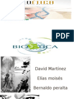 Origen e historia de la bioética