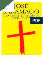 O Evangelho Segundo Jesus Cristo - Jose Saramago