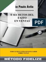 8 Secretos del Exito en Ventas_ - Joao Paulo Avila