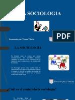 DIAPOSITIVA SOBRE LA SOCIOLOGIA