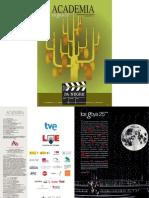 """Los españoles del Western, Juan Gabriel García, Revista """"Academia de Cine"""", Editorial Círculo Rojo."""