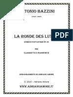 Bazzini - La Rondes Des Lutins