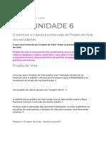CURRICULO EM AÇÃO - LÍGIA - UNIDADES 5 E 6