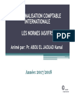 Abou AL Jaouad Cours Normes Ifrs 4 if PDF Free