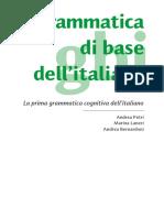 Specimen Grammatica Di Base Dell'Italiano_gbi