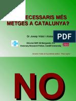FINAL Son necessaris mes metges a catalunya J Vidal Alaball