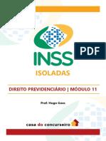 modulo-11-isoladas-direito-previdenciario-hugo-goes