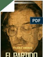 El Partido Bolchevique (Broué)
