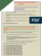DICA DE COMO DEIXAR O OFICCE 2007 ENTERPRISE GENUINO