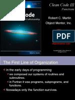 Clean-Code-Functions